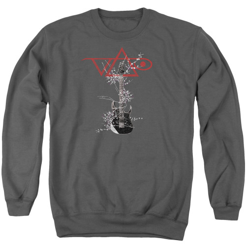 Image for Steve Vai Crewneck - Vai Axe
