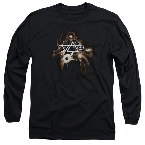 Image for Steve Vai Long Sleeve T-Shirt - Vai Guitar
