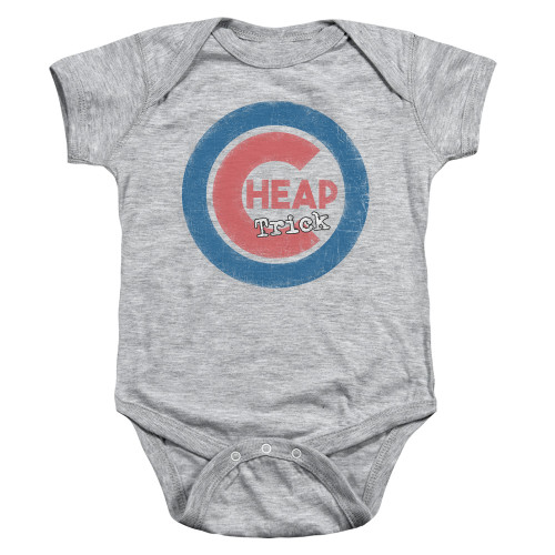 Image for Cheap Trick Baby Creeper - Cub Logo
