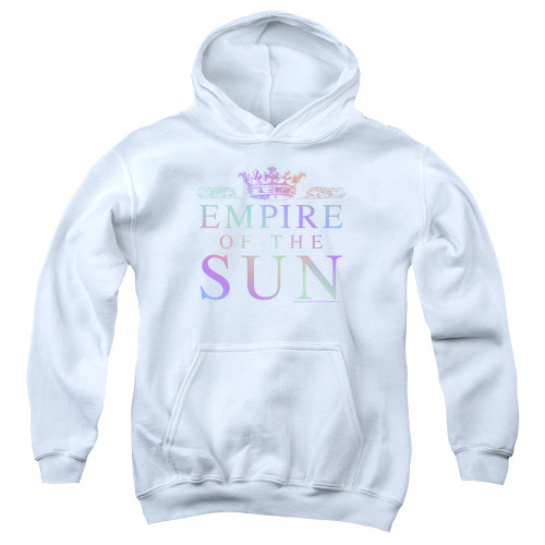 Image for Empire of the Sun Youth Hoodie - Rainbow Logo