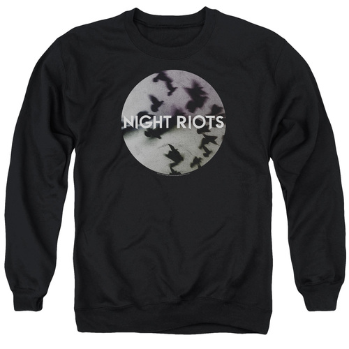 Image for Night Riots Crewneck - Flock