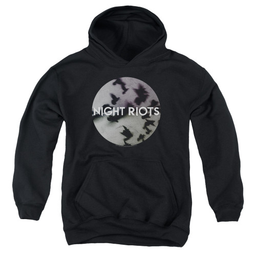 Image for Night Riots Youth Hoodie - Flock