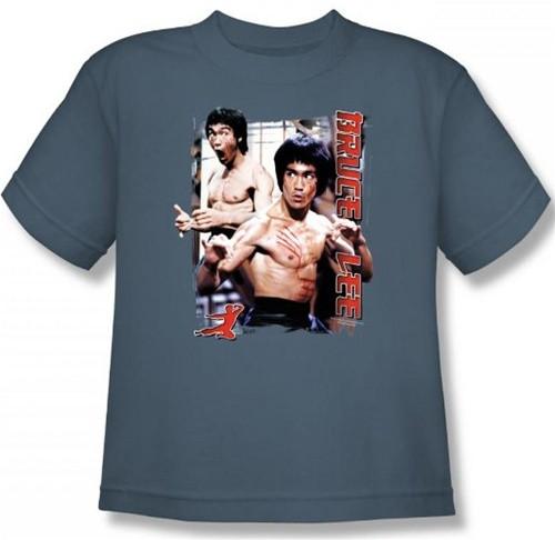 Mens Focused Rage Tank-Top Bruce Lee