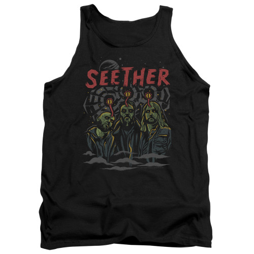 Image for Seether Tank Top - Mind Control