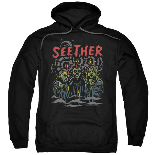 Image for Seether Hoodie - Mind Control