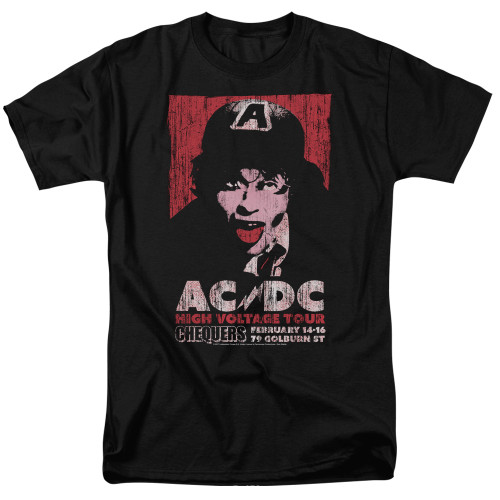 Image for AC/DC T-Shirt - High Voltage Live 1975
