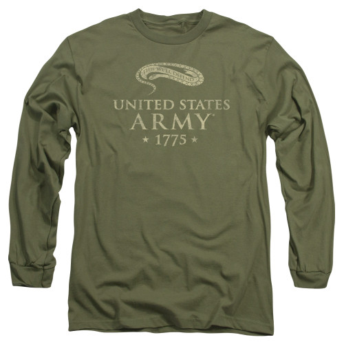 Image for U.S. Army Long Sleeve Shirt - This We'll Defend