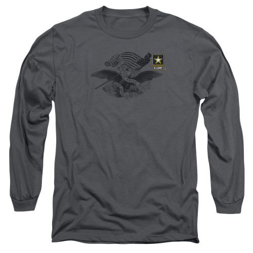 Image for U.S. Army Long Sleeve Shirt - Left Chest