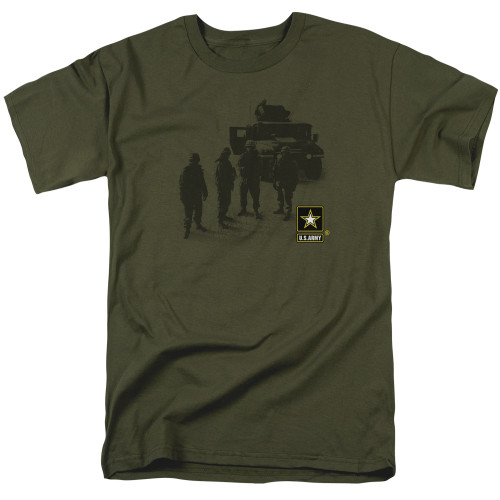 Image for U.S. Army T-Shirt - Strong