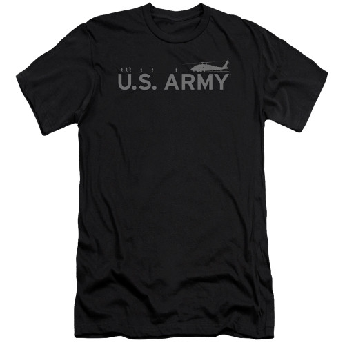 Image for U.S. Army Premium Canvas Premium Shirt - Helicopter