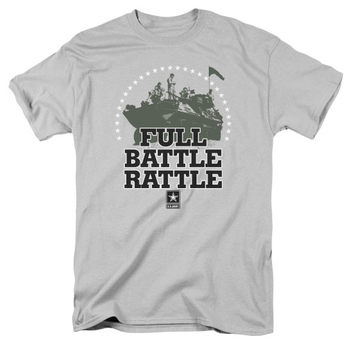 Image for U.S. Army T-Shirt - Full Battle Rattle