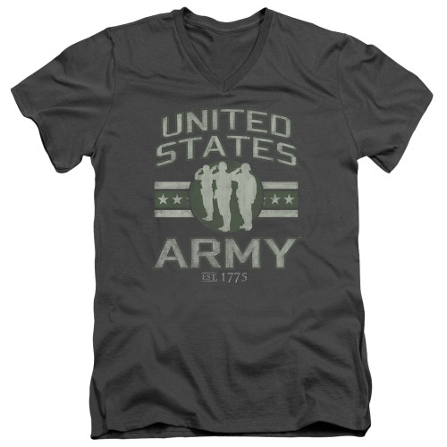 Image for U.S. Army V Neck T-Shirt - United States Army