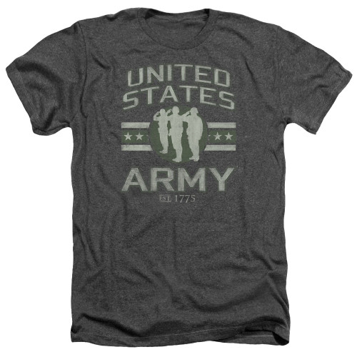 Image for U.S. Army Heather T-Shirt - United States Army