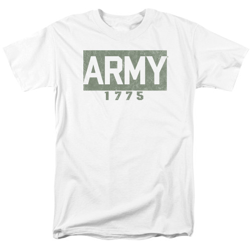 Image for U.S. Army T-Shirt - Block Logo