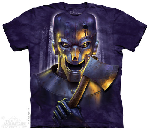 Image for The Mountain T-Shirt - The Woodsman