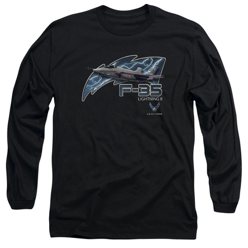 Image for U.S. Air Force Long Sleeve Shirt - F35