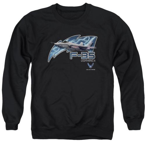 Image for U.S. Air Force Crewneck - F35