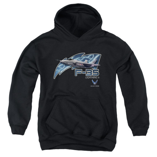 Image for U.S. Air Force Youth Hoodie - F35