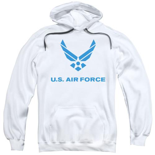 Image for U.S. Air Force Hoodie - Distressed Logo
