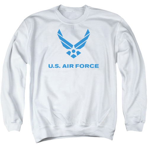 Image for U.S. Air Force Crewneck - Distressed Logo