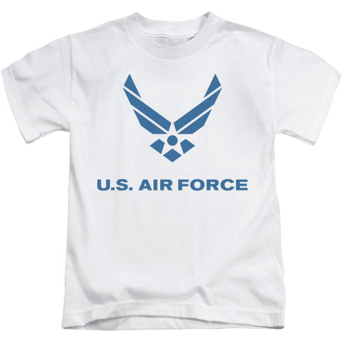Image for U.S. Air Force Kids T-Shirt - Distressed Logo
