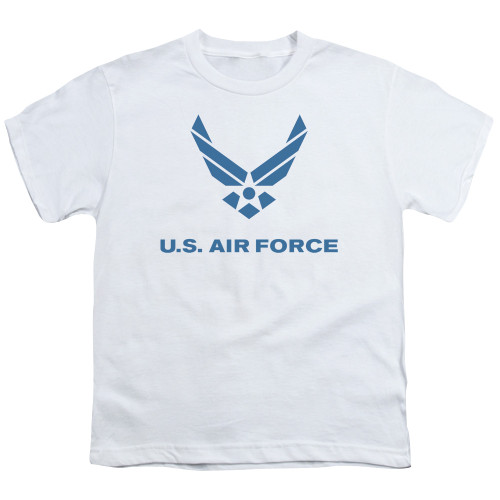 Image for U.S. Air Force Youth T-Shirt - Distressed Logo