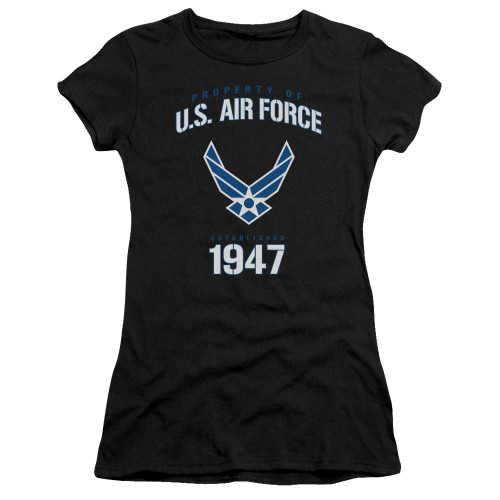 Image for U.S. Air Force Girls T-Shirt - Property of the United States Air Force