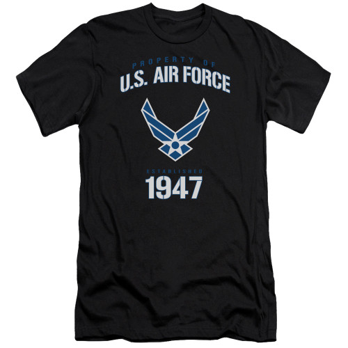 Image for U.S. Air Force Premium Canvas Premium Shirt - Property of the United States Air Force