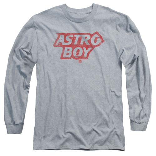 Image for Astro Boy Long Sleeve Shirt - Logo