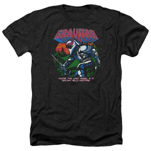 Image for Atari Heather T-Shirt - Last Rebel