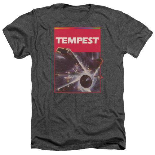 Image for Atari Heather T-Shirt - Tempest Box Art
