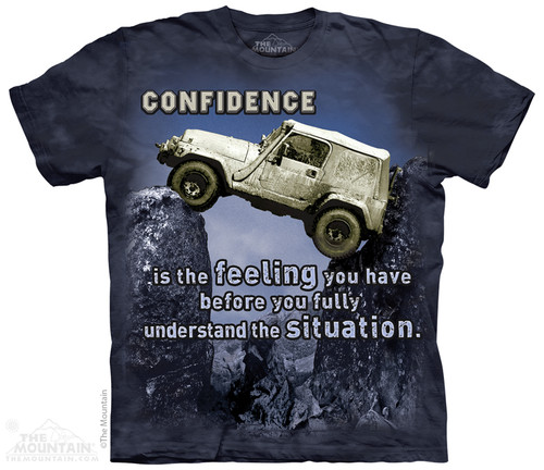 Image for The Mountain T-Shirt - Jeep Outdoor