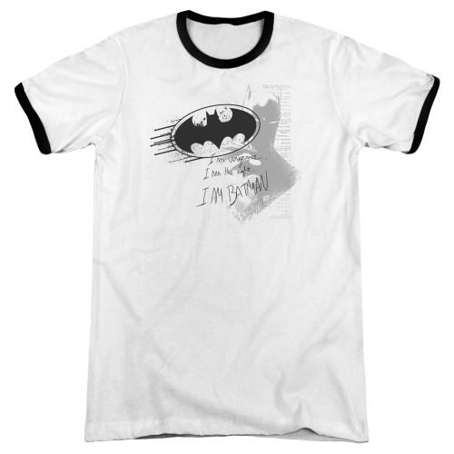 Image for Batman Ringer - I am Vengeance