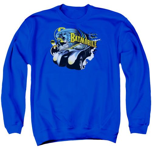 Image for Batman Crewneck - Batmobile