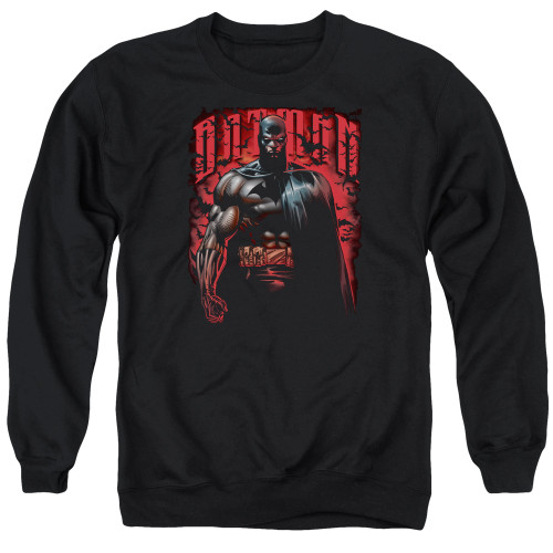 Image for Batman Crewneck - Red Knight
