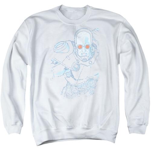 Image for Batman Crewneck - Snowblind Freeze