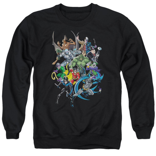 Image for Batman Crewneck - Saints and Psychos