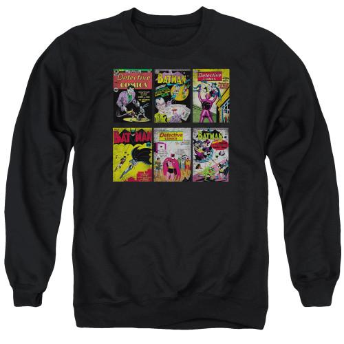 Image for Batman Crewneck - BM Covers