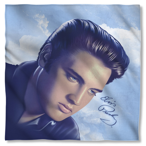 Image for Elvis Bandana - Portrait