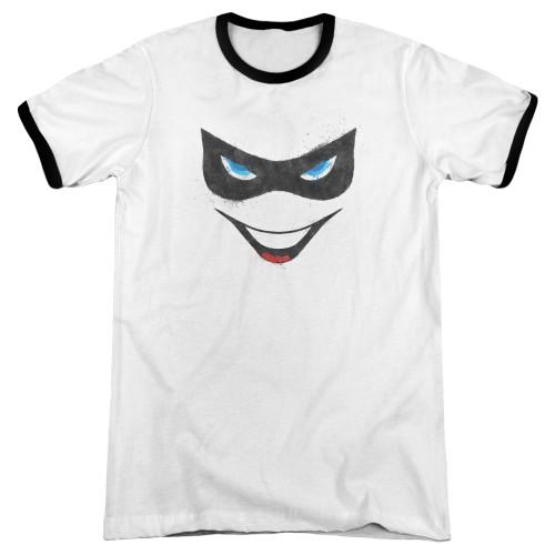 Image for Batman Ringer - Harley Face