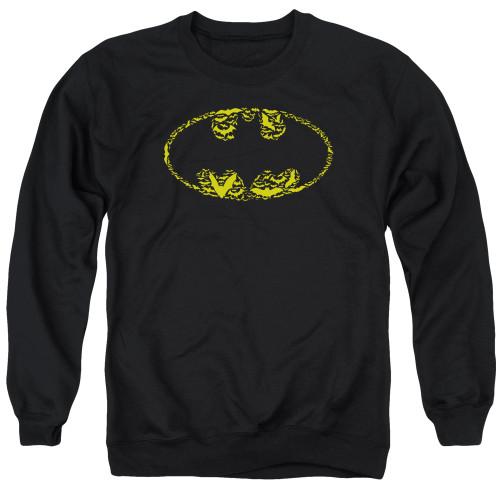 Image for Batman Crewneck - Bats on Bats