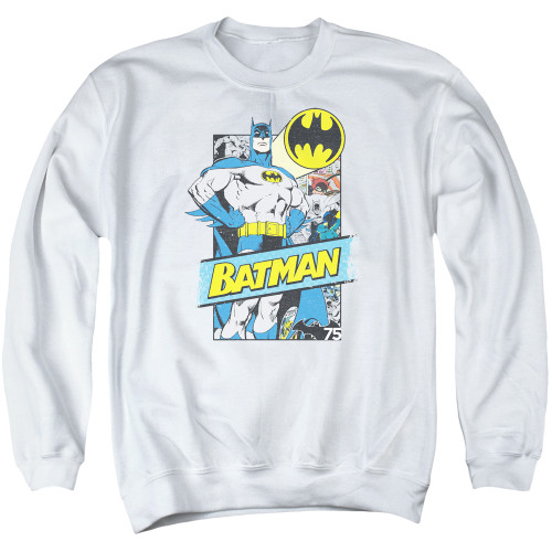 Image for Batman Crewneck - Out of the Pages