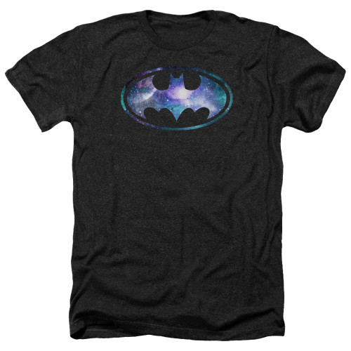 Image for Batman Heather T-Shirt - Galaxy 2 Signal