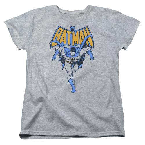 Image for Batman Womans T-Shirt - Vintage Run