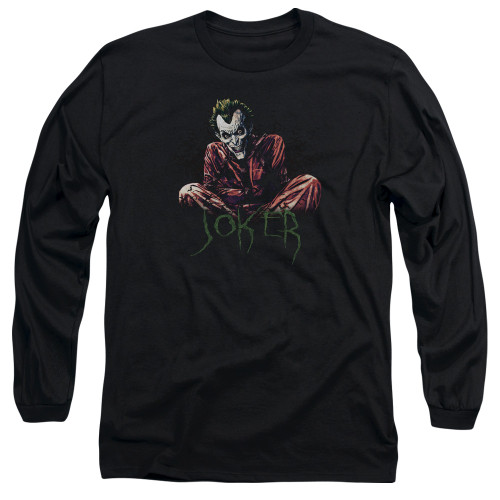 Image for Batman Long Sleeve T-Shirt - Straight Jacket