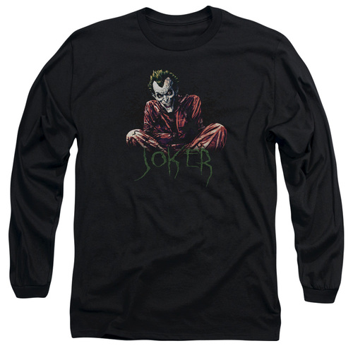 Image for Batman Long Sleeve T-Shirt - Straight Jacket