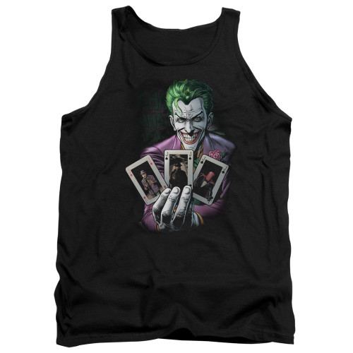 Image for Batman Tank Top - 3 of a Kind