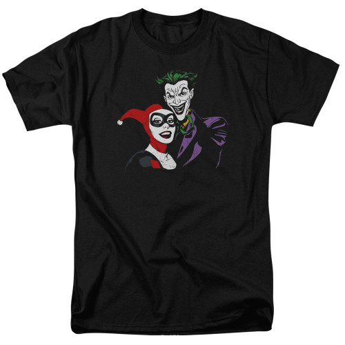 Image for Batman T-Shirt - Joker & Harley