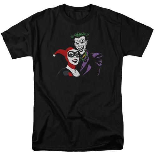 Image for Batman T-Shirt - Joker & Harley