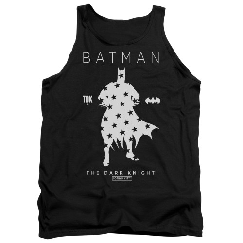 Image for Batman Tank Top - Star Silhouette